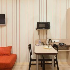 Мини-Отель Веста Номер Делюкс разные типы кроватей фото 5