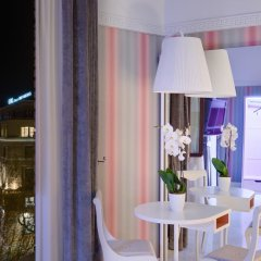 Grand Hotel Palace 5* Представительский люкс с различными типами кроватей фото 2
