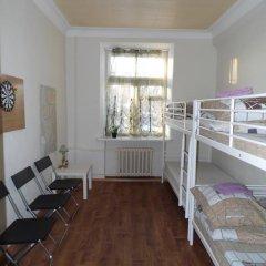 Хостел Омск Кровать в общем номере с двухъярусной кроватью фото 4