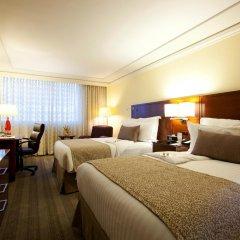 Mexico City Marriott Reforma Hotel 4* Стандартный номер с различными типами кроватей