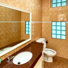 Отель Cozy Beach pool villa by MyPattayaStay ванная