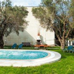 Отель Lemon Garden Villa Греция, Пефкохори - отзывы, цены и фото номеров - забронировать отель Lemon Garden Villa онлайн бассейн