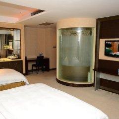 Xian Forest City Hotel 4* Стандартный семейный номер с двуспальной кроватью
