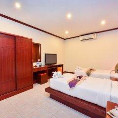 Отель Art Mansion Patong 3* Стандартный номер с двуспальной кроватью фото 6