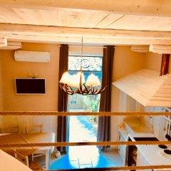 Отель I Bravi Мальграте удобства в номере