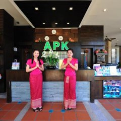 Отель Apk Resort Патонг спа