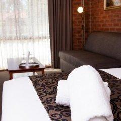 Отель Advance Motel 3* Представительский люкс с различными типами кроватей фото 8