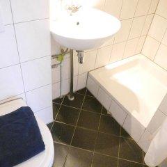 Hotel Prinsenhof Amsterdam ванная