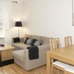 Отель Copenhagen Apartments Дания, Копенгаген - отзывы, цены и фото номеров - забронировать отель Copenhagen Apartments онлайн комната для гостей фото 4