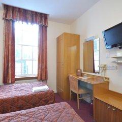 Seymour Hotel 2* Стандартный номер с различными типами кроватей фото 4