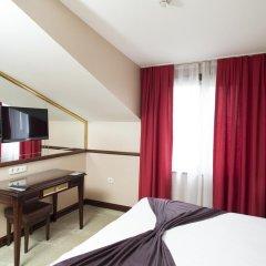Topkapi Inter Istanbul Hotel 4* Люкс с различными типами кроватей фото 3