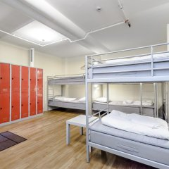 City Hostel Кровать в общем номере фото 14