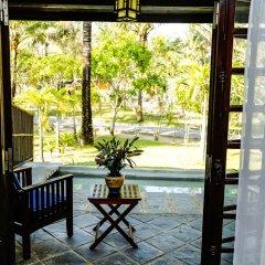 Отель le belhamy Hoi An Resort and Spa 4* Стандартный номер с различными типами кроватей фото 9