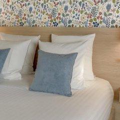 Отель Hôtel Du Centre 2* Стандартный номер с различными типами кроватей фото 8