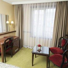 Topkapi Inter Istanbul Hotel 4* Стандартный номер с двуспальной кроватью фото 36