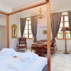 Отель Chateau Le Cagnard 4* Улучшенный номер фото 4