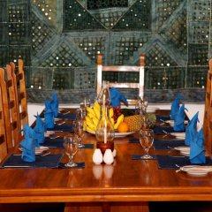 Отель Villa by Ayesha Шри-Ланка, Бентота - отзывы, цены и фото номеров - забронировать отель Villa by Ayesha онлайн питание фото 3