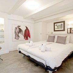 Отель De Korenbloemen комната для гостей