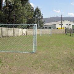 Отель Casa Do Fiscal спортивное сооружение