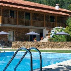 Отель Quinta Vilar e Almarde бассейн фото 2