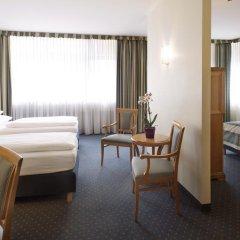 Hollywood Media Hotel 4* Стандартный номер разные типы кроватей