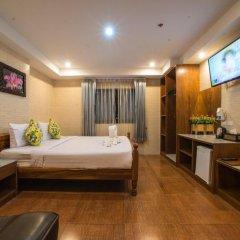 Отель VITS Patong Dynasty 3* Улучшенный номер двуспальная кровать фото 4