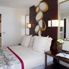 Отель Hôtel Le Sénat 4* Люкс с различными типами кроватей