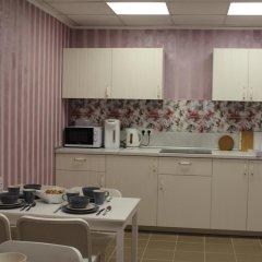 Хостел Ника-Сити Кровати в общем номере с двухъярусными кроватями фото 48