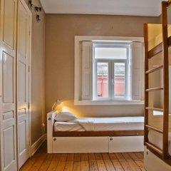 Porto Spot Hostel Кровать в общем номере фото 8