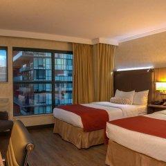 Отель GEC Granville Suites Downtown 3* Стандартный номер с 2 отдельными кроватями фото 2