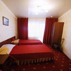 Гостиница Плаза 4* Номер Делюкс двуспальная кровать фото 7