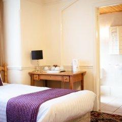 Pymgate Lodge Hotel 3* Стандартный семейный номер с двуспальной кроватью фото 4