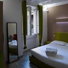 Отель NL Trastevere 3* Стандартный номер с различными типами кроватей фото 6