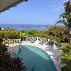 Отель Tranquility Villa Порт Антонио бассейн