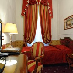 Hotel Giulio Cesare 4* Стандартный номер с двуспальной кроватью фото 2