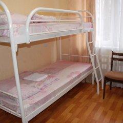 The Red Cat Hostel Кровать в общем номере двухъярусные кровати фото 3