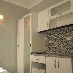 Отель Sunrise Istanbul Suites 5* Студия с различными типами кроватей фото 16