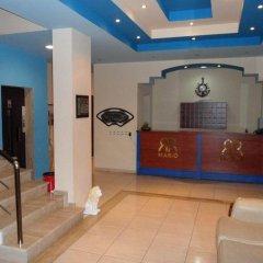 Отель Mario Hotel Албания, Саранда - отзывы, цены и фото номеров - забронировать отель Mario Hotel онлайн интерьер отеля фото 3