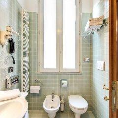 Отель MILANI Рим ванная фото 2