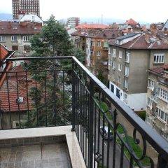 Отель Sofia Central Aparthotel балкон