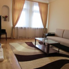 Гостиница Suite with Kremlin view Tverskaya комната для гостей фото 4