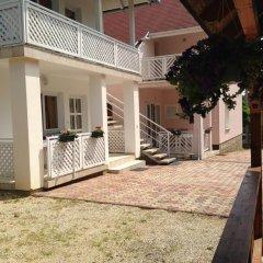Отель Villa Galina Hévíz парковка