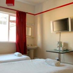Отель Horizon B and B Великобритания, Кемптаун - отзывы, цены и фото номеров - забронировать отель Horizon B and B онлайн комната для гостей фото 15