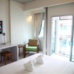Sunshine Hotel And Residences 3* Улучшенный номер с различными типами кроватей фото 9