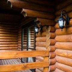 Гостиница Pos Pylypets балкон