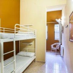 Отель Hostal Paraiso Кровать в общем номере фото 2