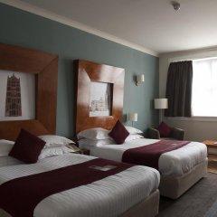 Отель ABode Glasgow 4* Номер Делюкс с различными типами кроватей фото 9