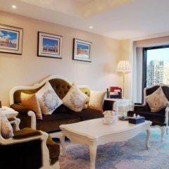 Central Hotel Jingmin 5* Апартаменты с 2 отдельными кроватями фото 5