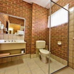 Отель Central Yarrawonga Motor Inn 3* Номер Делюкс с различными типами кроватей фото 3