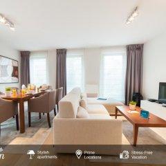 Апартаменты Sweet Inn Apartments Major Rene Dubreucq комната для гостей фото 5